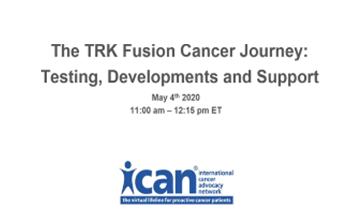 TRK Fusion Cancer