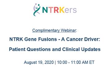 NTRK Gene Fusions