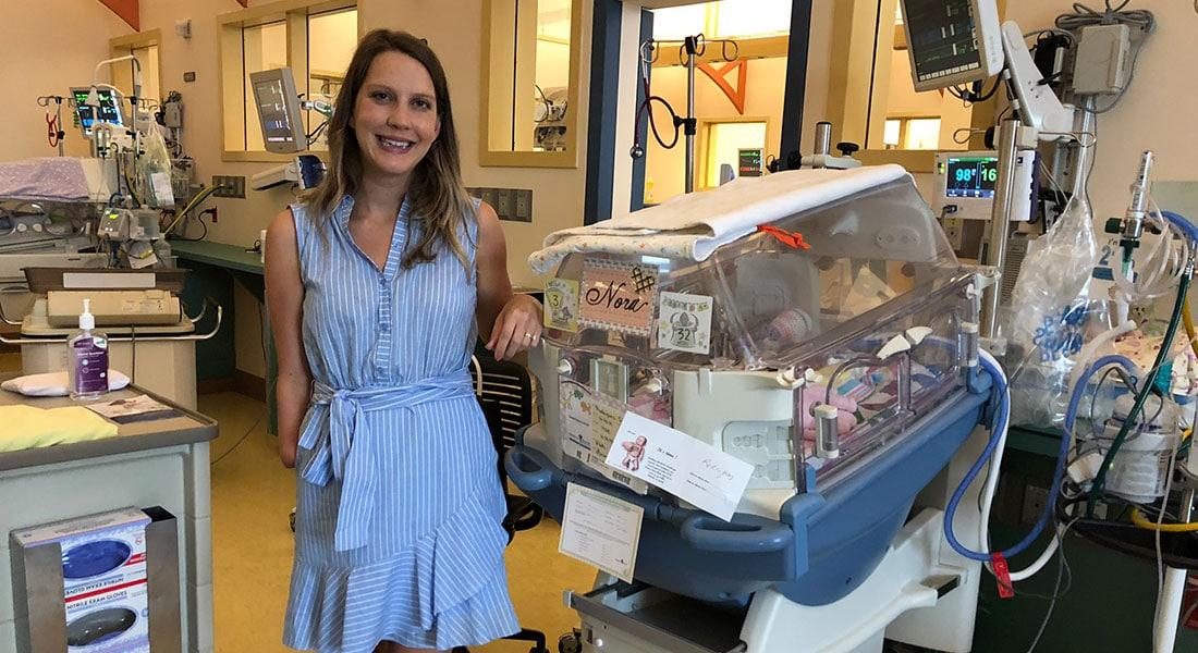 NTRK patient Brianne